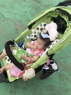 女の子,赤ちゃん,夏バテ,熱中症対策