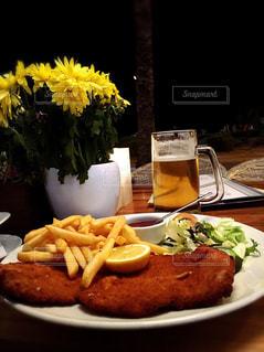 ヨーロッパ,スペイン,シュニッツェル,ドイツ料理,マヨルカ島,Bar Restaurante Linos