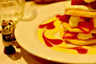 パンケーキの写真・画像素材[364733]