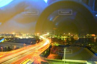 夜景の写真・画像素材[364768]
