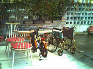 自転車の写真・画像素材[431845]