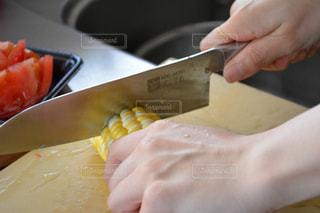 キッチンの写真・画像素材[489087]