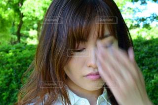 女性の写真・画像素材[489693]