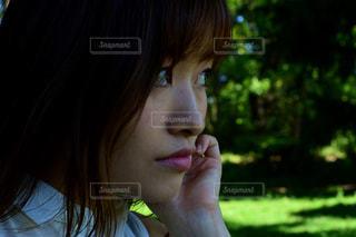 女性の写真・画像素材[489718]