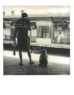 駅の写真・画像素材[697605]