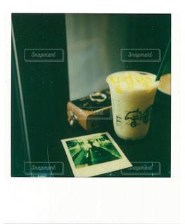 カフェの写真・画像素材[697607]