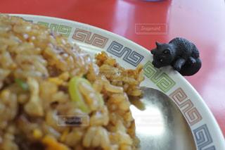 食品のプレートの写真・画像素材[781448]