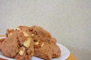 食品のプレートの写真・画像素材[851903]