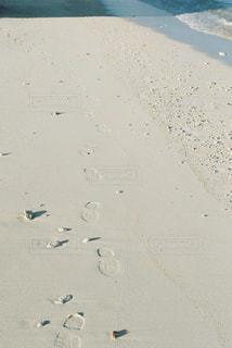近くの砂浜のビーチの写真・画像素材[903528]