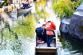 水の体の小さなボート - No.915921