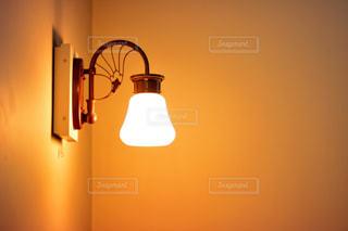 インテリア,マイホーム,屋内,光,レトロ,電気,ランプ,壁