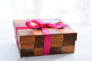 木製の箱 - No.1022171
