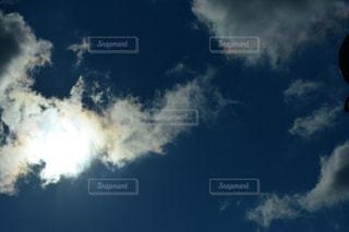 空の雲の写真・画像素材[1022236]
