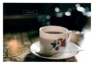 一杯のコーヒーの写真・画像素材[1199662]