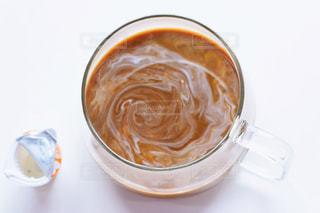 一杯のコーヒーの写真・画像素材[1260530]
