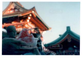 神社,いちご,かき氷,夏祭り,夏バテ,熱中症,熱中症対策