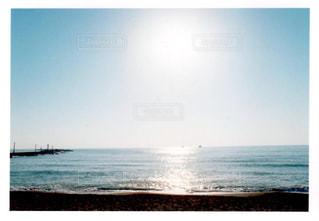 水の大きな体の写真・画像素材[1406936]