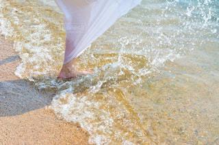 近くのビーチの写真・画像素材[1407210]