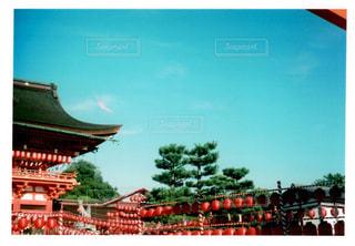 大きな建物の写真・画像素材[1432078]