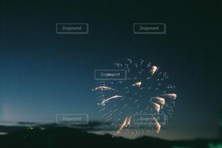 空に花火の写真・画像素材[1450331]