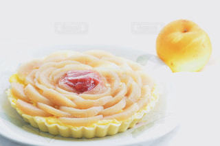 皿の上の食べ物の写真・画像素材[1479004]