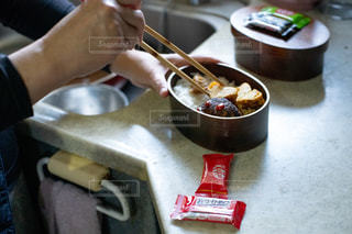 お弁当の写真・画像素材[2042086]