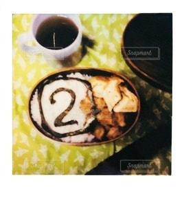 食べ物のクローズアップの写真・画像素材[3644327]