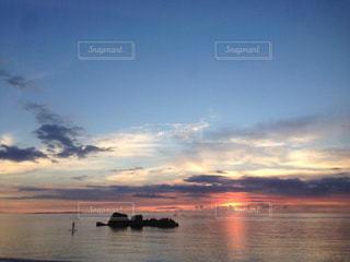 夕焼け✨の写真・画像素材[959365]