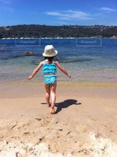 子ども,海,夏,ビーチ,水着,kids,beach,summer
