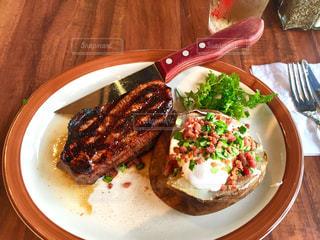 肉,ハワイ,ステーキ,オアフ島,ボリューム,チャックスステーキハウス