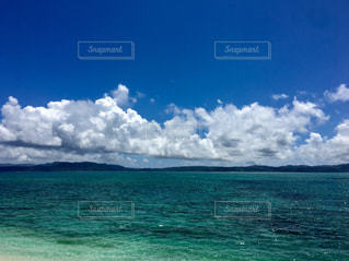 沖縄の空の写真・画像素材[2423850]