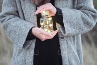 冬,手,光,イルミネーション,人,キラキラ,クリスマス,memory