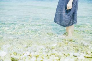 夏の海の写真・画像素材[1236696]