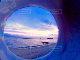 青の写真・画像素材[235162]