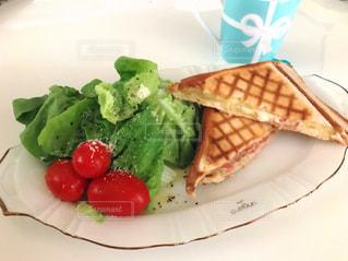 朝食の写真・画像素材[351799]