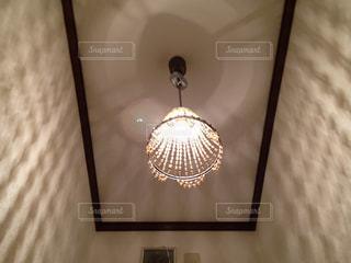 インテリア,電気,灯り,トイレ,ビーズシャンデリア