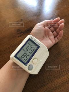 腕,医療,血圧計,電子血圧計