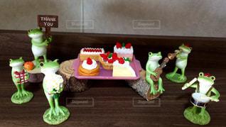 ケーキの写真・画像素材[382712]