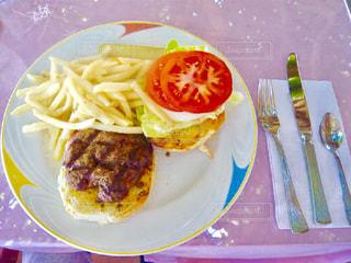 食事,海外,ハンバーガー,テラス,ハワイ,ハウツリーラナイ