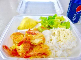 食事,海外,ハワイ,ガーリックシュリンプ,マッキーズ