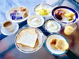 食事,朝食,海外,サイパン