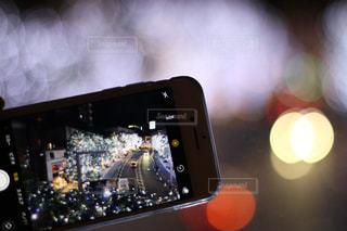 近くに電子のアップの写真・画像素材[929969]