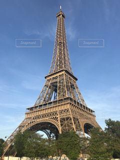 エッフェル塔の写真・画像素材[1252193]