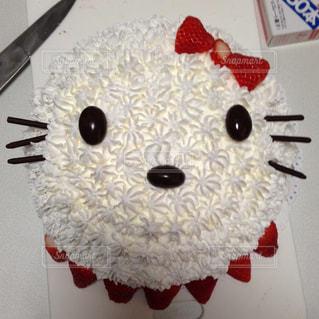 ケーキ,キャラクター,手作り