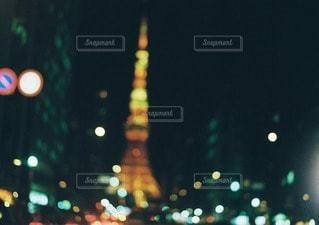 東京タワーの写真・画像素材[10835]