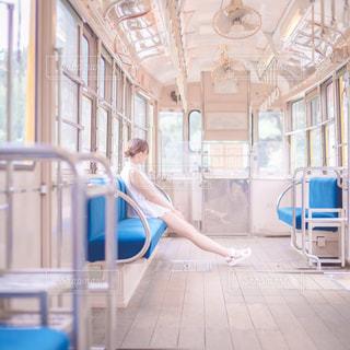 電車の写真・画像素材[918554]