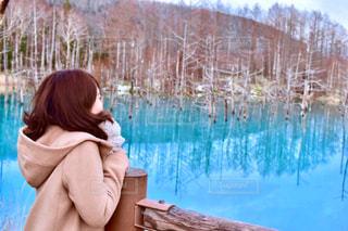 青い池 - No.882583