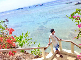 バリ島での1枚の写真・画像素材[891637]