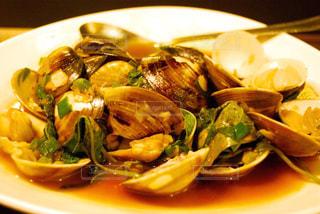 食べ物,食事,青葉,料理,台湾,グルメ,台北市,ハマグリ炒め
