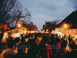 春,夜,祭り,犬山城下町,犬山祭り